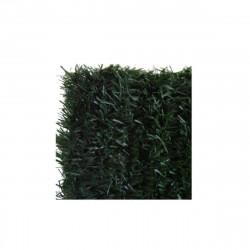 Lot de 6 rouleaux haie artificielle JET7GARDEN 2x3m - vert sapin - 126 brins ULTRA