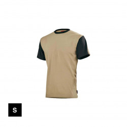 T-shirt homme LAFONT - Beige-Noir - S