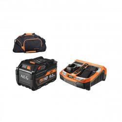 Pack énergie AEG 9.0 Ah HD - SETL1890R HD BLK