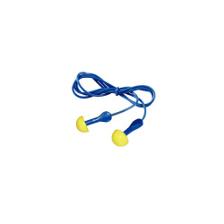 Bouchons d'oreilles avec cordon 3M EX-01-001 x10