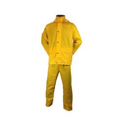 Ensemble de pluie ARCOTEK diflex - jaune - Taille L