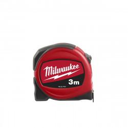 Mètre ruban 3m MILWAUKEE - compact 16mm 48227703