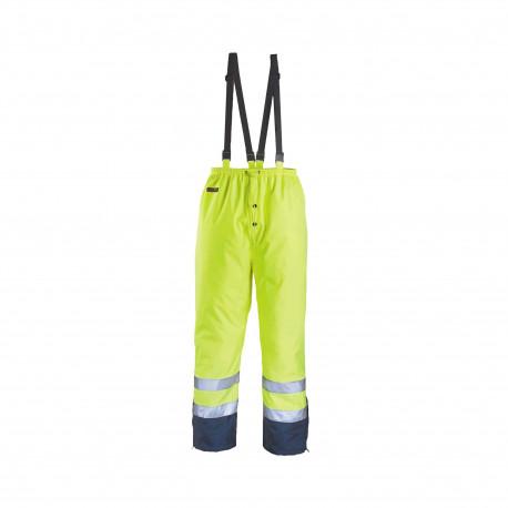 Pantalon de pluie haute visibilité COVERGUARD Airport - Jaune fluo - L
