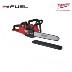 Tronçonneuse MILWAUKEE FUEL M18 FCHS-121 - 1 batterie 12,0Ah Red Li-ion - 1 chargeur 4933464223