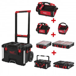 Pack 8 produits modulables MILWAUKEE PACKOUT
