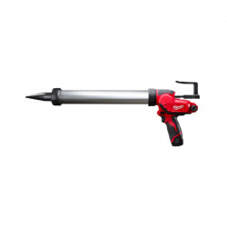Pistolet à Colle 600ml MILWAUKEE M12 PCG 600A 201B 12V Li-Ion 2.0Ah 4933441670