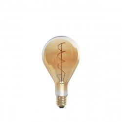 Ampoule LED Filament Spirale XXCELL Goutte Ambré - E27 - 4W
