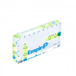 Niveau utilitaire de poche EMPIRE Clearview