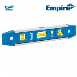 Niveau torpedo cadre aluminium EMPIRE True blue - 23cm