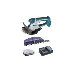 Taille-herbes MAKITA 18V - 1 batterie 18V 1.5Ah - 1 chargeur DC18WA UM603DWYX