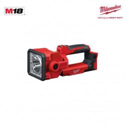 Lampe longue portée MILWAUKEE M18 SLED-0 - sans batterie ni chargeur 4933459159