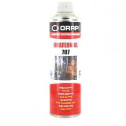 Lubrifiant synthétique Oraflon AL 707 Orapi 650ml