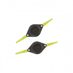 Lot de 2 têtes doubles lames RYOBI pour coupe-bordures sur batterie RAC1392
