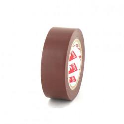 Ruban adhésif 15 mm PVC électrique Scapa 2702 marron