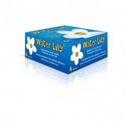 Fleur absorbante des déchets et substances Water lily pour piscine