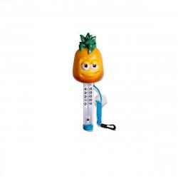 Thermomètre ananas tutti frutti de piscine