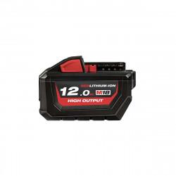 Batterie MILWAUKEE M18 HB12 RedLithium-Ion 18V 12.0Ah 4932464260