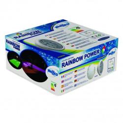 Rainbow Power - 12 LED couleurs - piscine