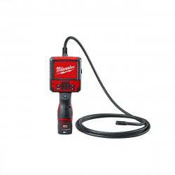 Micro-caméra d'inspection numérique MILWAUKEE M12 IC AV3-201C - 1 batterie 12V 2.0 Ah - 1 chargeur C12C 4933451367