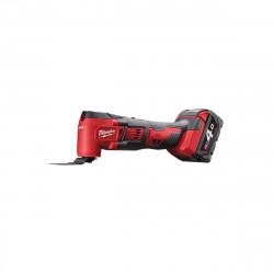 Multi-Tool MILWAUKEE M18 BMT-421C - 1 batterie 18V 4.0 Ah - 1 batterie 2.0 Ah - 1 chargeur M12-18C 4933446210