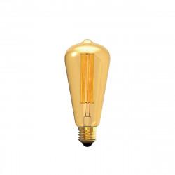 Ampoule Filament Incandescent XXCELL Poire Ambré Vintage - E27 - 40W