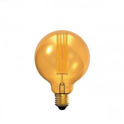 Ampoule Filament Incandescent XXCELL Globe Ambré Vintage - E27 - 40W