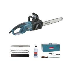 Tronçonneuse électrique MAKITA 2000W - Kit accessoires - guide 40cm UC4051AK