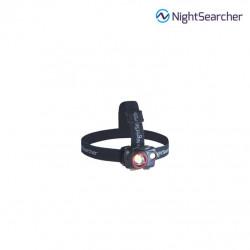 Lampe torche frontale NIGHTSEARCHER Zoom 580 lumens