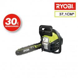 Tronçonneuse thermique RYOBI 37.1cm3 POWR XT guide 35cm RCS3835T