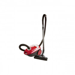 Aspirateur compact DOMO rouge - 2,5L - 700W DO7283S