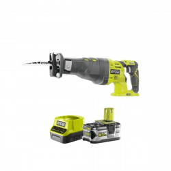 Pack RYOBI Scie sabre 18V OnePlus R18RS-0 - 1 batterie 5.0Ah - 1 chargeur rapide 2.0Ah RC18120-150