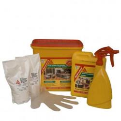 Kit de montage et de protection pour barbecue et mobilier de jardin SIKA Kit Spécial Barbecue XL - Beige clair