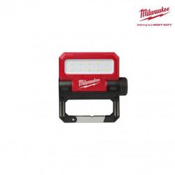 Lampe pliable MILWAUKEE L4 FFL-201 batterie L4 4V - chargeur 4933464821