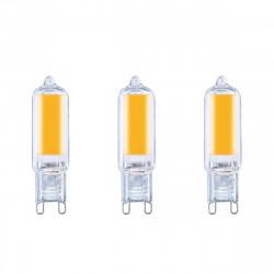 Ampoule LED XXCELL BI PIN - G9 3,3W équivalent 35W x3
