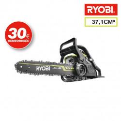 Tronçonneuse thermique RYOBI 37.1cm3 POWR XT guide 40cm RCS3840T