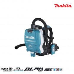 Aspirateur dorsal brushless MAKITA 36V - 110mbar DVC265ZXU