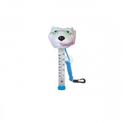 Thermomètre ours blanc de piscine