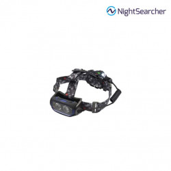Lampe frontale NIGHTSEARCHER Head torch 800 lumens