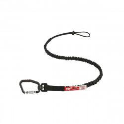Lanière de sécurité MILWAUKEE - noire - 6,8 kg 4932471352