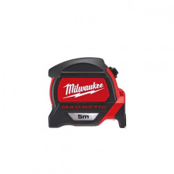 Mètre ruban MILWAUKEE magnétique premium 5m 48227305