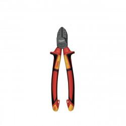 Pince coupante diagonale MILWAUKEE isolée 180 mm 4932464568