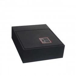 Coffre-fort à cacher ARREGUI serrure à clef Basa - 20000-S7K - 110x310x380mm
