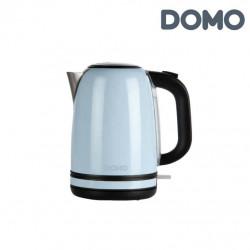 Bouilloire DOMO - Bleu - 1,7L - 2200W DO488WK