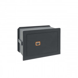 Coffre-fort à emmurer ARREGUI combinaison à clé Plus C - 181340 - 270x385x300mm