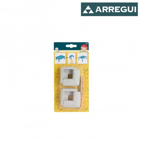 Protection d'angles ARREGUI - A-1044250 - Blanc - 4 coins