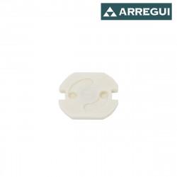 Cache prise ARREGUI - A-1044050 - À faire pivoter - 10 unités