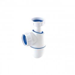 Siphon de lavabo NICOLL - à joints intégrés - Easyphon - 40mm - 00338 S