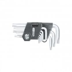 Jeu de clés KS TOOLS Classic - Courtes - 9 pcs - 151.2260