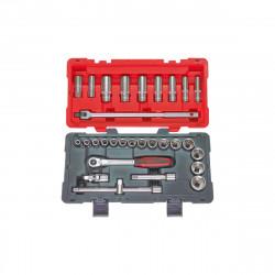 Coffret de douilles et accessoires KS TOOLS Ultimate - 30 pcs - 922.0630