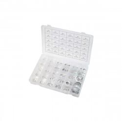Assortiment de joints KS TOOLS - Aluminium - 300 pcs - 970.0160